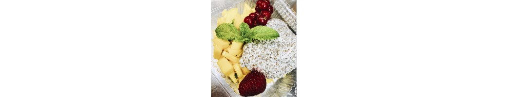 Vegan & gluten free desserts